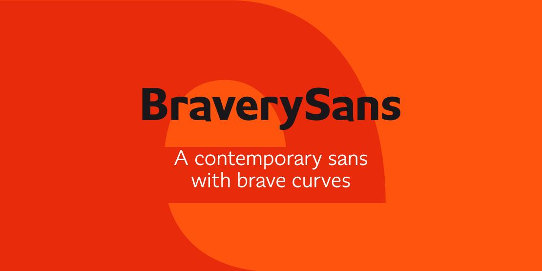 Braverysans Sans Hubert Jocham Type